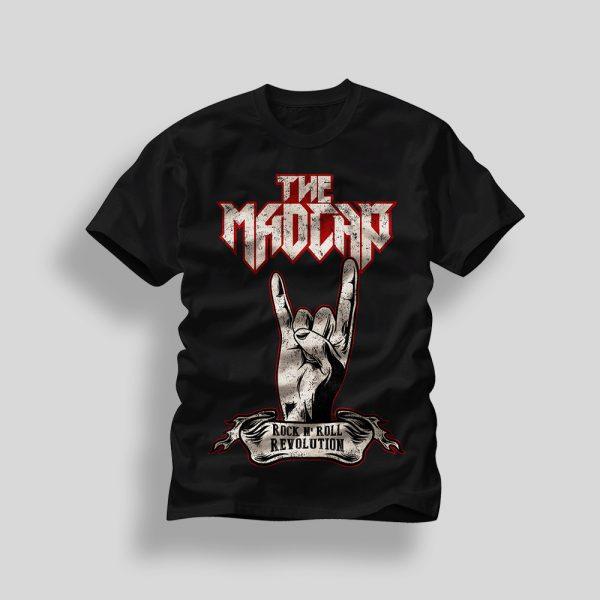 The Madcap Rock N' Roll Revolution T-Shirt