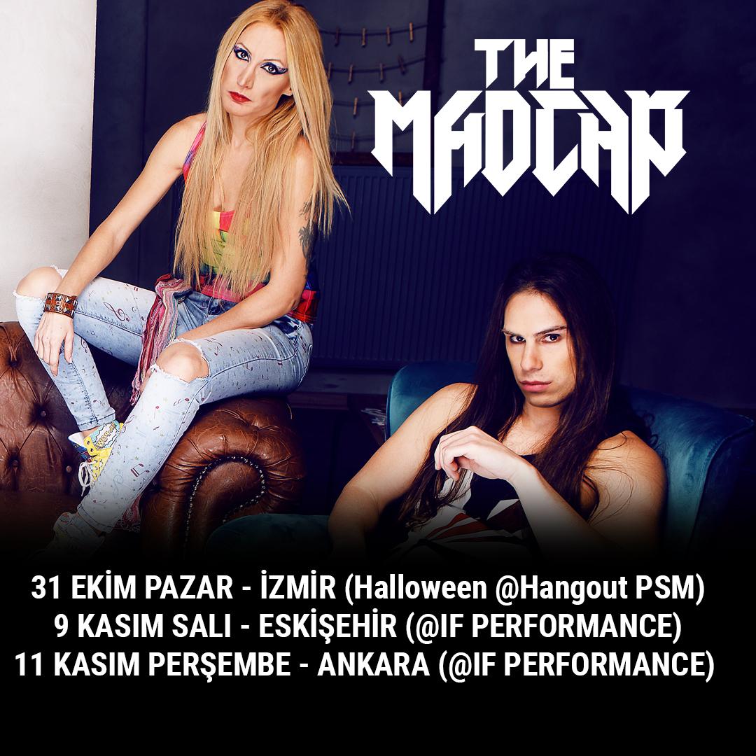 The Madcap Tour