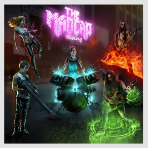 The Madcap Rising Signed