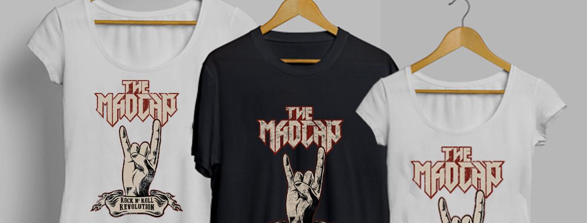 The Madcap T Shirt